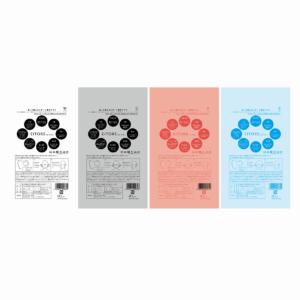 EITORE(エイトワール)<br>接触冷感マスク子供用 3枚入り 全4色 <br>※クレジット決済のみとなります