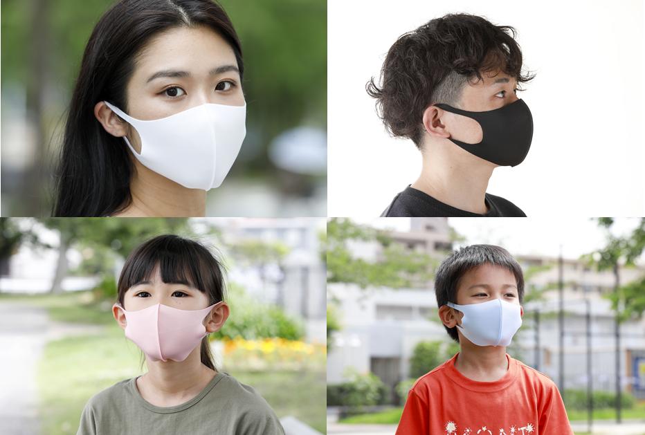 EITOREマスク着用イメージ画像アップデートしました