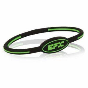 EFXリストバンドオーバル Black&Green