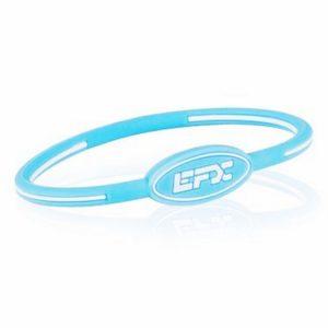 EFXリストバンドオーバル Blue&White