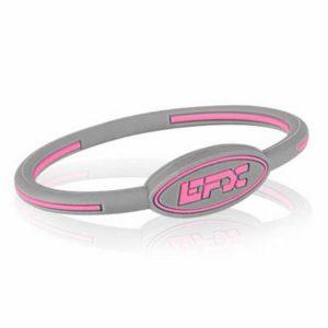 EFXリストバンドオーバル Gray&Pink